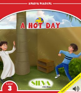 Arabia Readers - A hot day