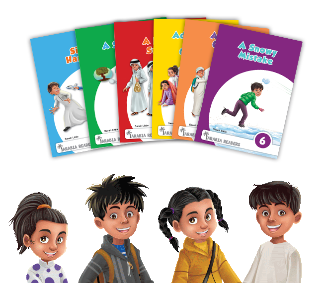 Arabia Readers Collection Kids